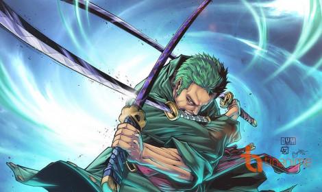 [Spoiler] One Piece 929 - Zoro trở lại - Cuộc vui bắt đầu