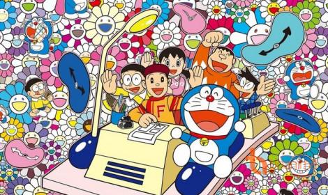 Triển lãm nghệ thuật Doraemon sẽ đến Osaka vào tháng 7 năm 2019