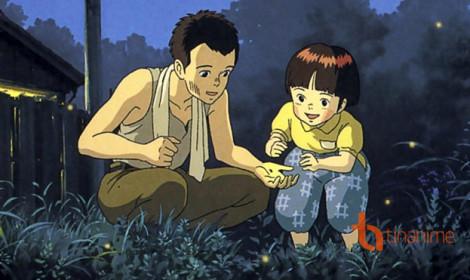 [Cảm Nhận Anime #2] Mộ đom đóm - Lên án mặt trái của xã hội thời chiến!