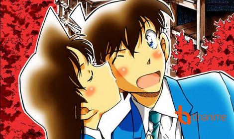 Conan trở về hình dạng Shinichi trong anime tập 927!