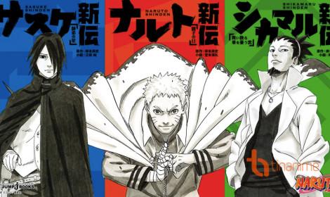 Truyền thuyết mới về Hokage Đệ Thất Naruto