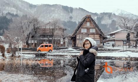 Tới Nhật Bản thăm làng cổ, nơi bộ truyện Doraemon ra đời!