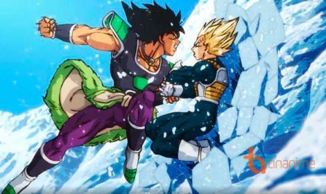 Dragon Ball Super: Broly đã cán mốc 3,3 tỷ yên khi công chiếu tại Nhật Bản!