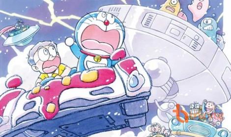 """Viện bảo tàng Fujiko sẽ phát hành anime ngắn """"Doraemon & F Chara All-Stars"""""""