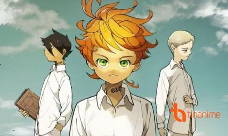 Yakusoku no Neverland sẽ kết thúc trong tập thứ 12!