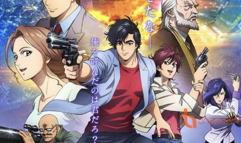 "City Hunter: Shinjuku Private Eyes - ""Náo loạn"" Tokyo"