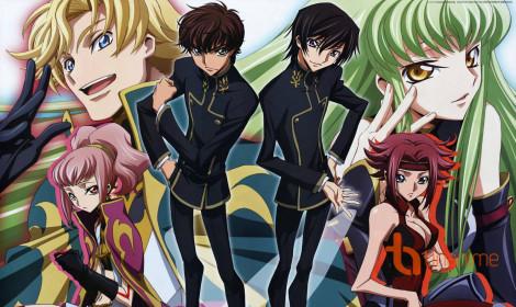 Top 30 bộ anime được đánh giá cao nhất trên IMDb (Phần 3)
