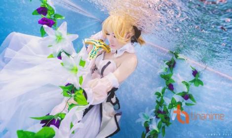 Saber Lily - Đóa hoa dưới mặt hồ