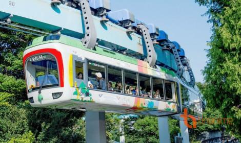 Tuyến đường tàu một ray lâu đời nhất Nhật Bản sẽ tạm dừng hoạt động sau 62 năm