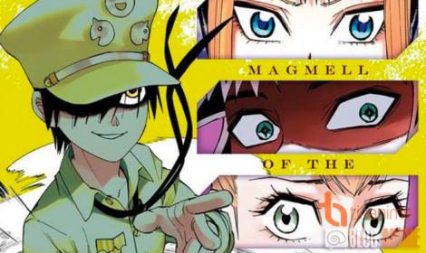 Gunjou no Magmell - Khám phá tân lục địa!