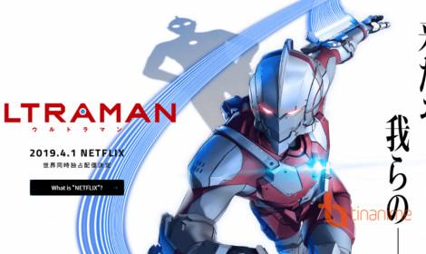 Ultraman - Biệt đội siêu anh hùng xuất binh vào tháng 4!