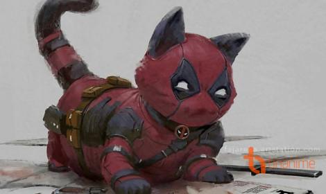 Mèo hoá nhân vật nổi tiếng