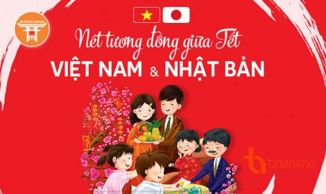 Tương đồng giữa Tết cổ truyền Việt Nam và Nhật Bản!