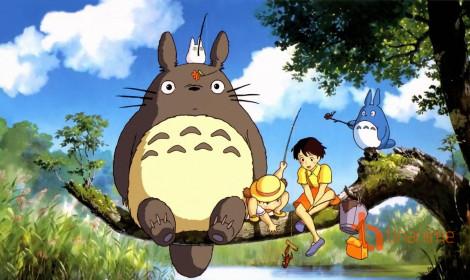 """""""Hàng xóm của tôi là Totoro"""" thu về 173 triệu yuan tại Trung Quốc!"""