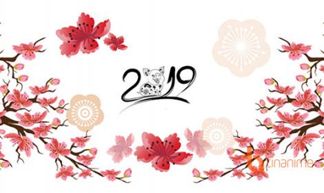 Chúc mừng năm mới Kỷ Hợi 2019! - Cùng TinAnime đón chờ năm mới!