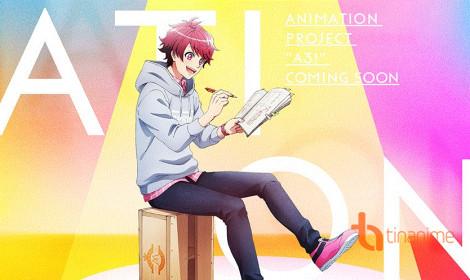 Tựa game A3! sẽ được chuyển thể thành anime!