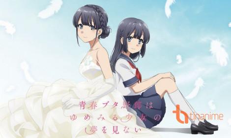 Movie Seishun Buta Yarou hé lộ hình ảnh mới nhất