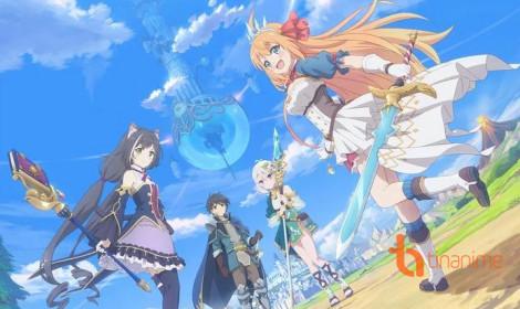 """Princess Connect! Re:Dive - Hành trình """"nhập khẩu"""" gái bắt đầu!"""