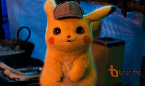 Gặp gỡ Pikachu siêu dễ thương trong live action của Pokémon!
