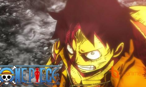 Movie One Piece Stampede hé lộ 2 nhân vật mới toanh - Họ là ai?