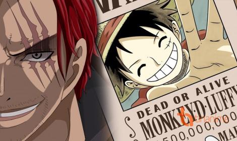 Top 10 nhân vật có thể bị truy nã cao hơn cả Luffy - Phần 1