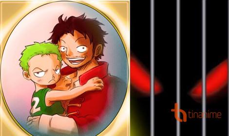 Cha của Zoro có phải là tù nhân bí ẩn trong ngục Kaido?