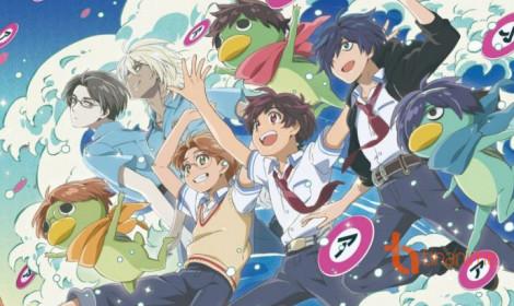 Sarazanmai tung video với art cực đẹp mắt - Một bộ anime đầy hứa hẹn đây!