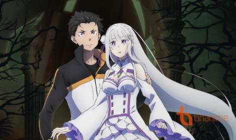 Anime Re:Zero sẽ có season 2!