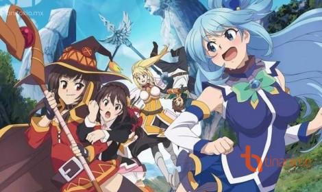 Movie Konosuba - Chuyến đi thăm quê nhà của Megumin