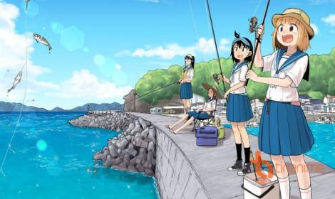 Houkago Teibou Nisshi - Tuổi trẻ này mình đi câu cá
