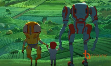 Eden - Vườn địa đàng của Robot