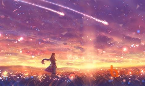 [Artwork] Khung trời lấp lánh