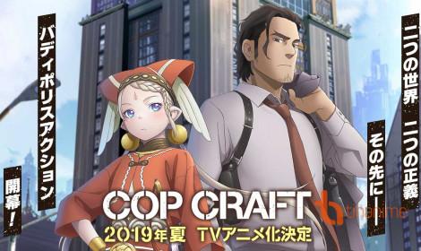 Cop Craft - Cảnh sát đến từ hai thế giới