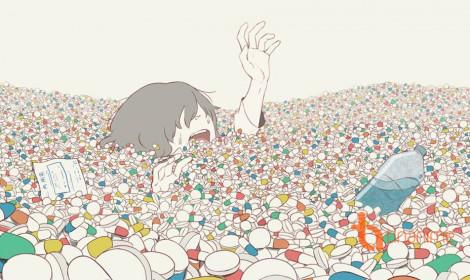 Thực tại đau đớn hiện lên trần trụi trong bộ ảnh tả thực của họa sĩ người Nhật