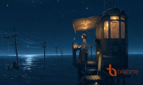 [Artwork] Bầu trời đêm cô đơn