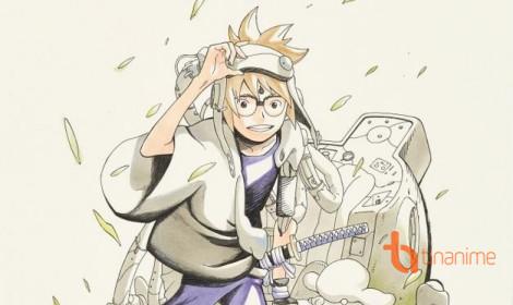 Samurai 8: Hachimaruden - Bộ manga mới toanh của tác giả Naruto