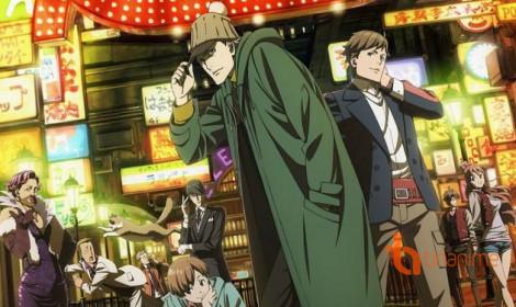 Kabukichou Sherlock - Sherlock Holmes và 5 vị thám tử