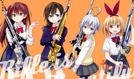 Rifle is Beautiful - Gái xinh thích chơi súng trường