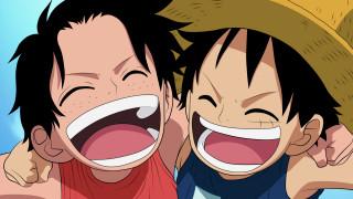 Khi Luffy kết bạn với Ace