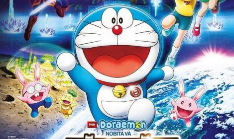 Doraemon movie thứ 39 sắp sửa cập bến Việt Nam vào hè 2019!