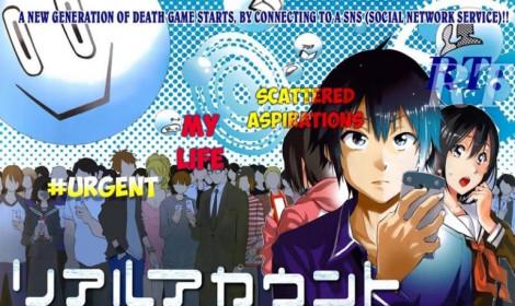 Manga Real Account đã bước vào arc hồi kết! - Phá đảo game trở về thế giới thực!