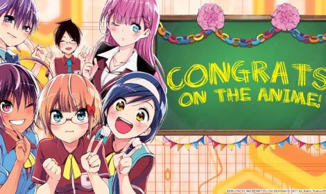 4 bộ anime lãng mạn không thể bỏ lỡ trong mùa Xuân 2019!