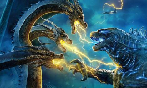 Godzilla: King of the Monsters - Cuộc chiến vương quyền