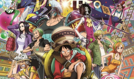 One Piece phát hành visual cho movie Stampede mới cực nóng!