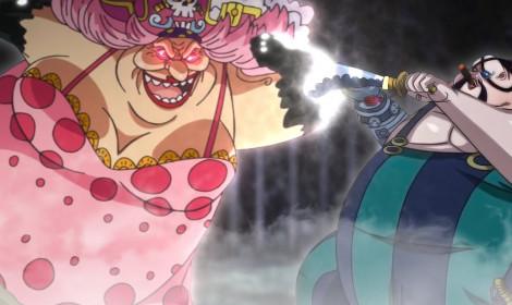 [Spoiler] One Piece chương 945 - Big Mom hạ Queen