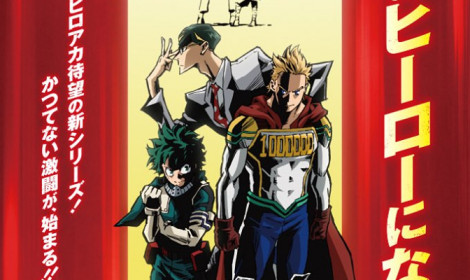 """Boku no Hero Academia công bố thêm nhân vật """"Chị hiểu hông?"""""""