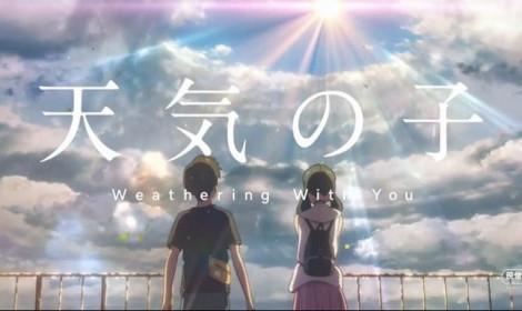 Cảnh mở màn của Tenki no Ko sẽ được Makoto Shinkai hé lộ vào 30 tháng 6!