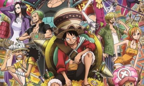 Movie One Piece Stampede - Cuộc hội ngộ lớn nhất thế giới của các Hải Tặc