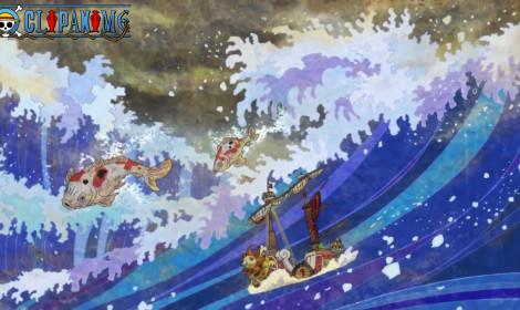 """[Review] One Piece tập 891 - Màn """"vượt thác"""" đẳng cấp nhất thế kỷ!"""