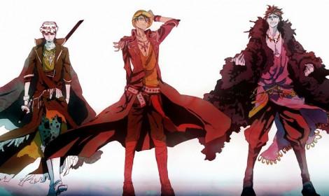 [Spoiler] One Piece chương 950 - Giấc mơ của những người lính